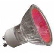 Ampoule GU10 Sylvania 240V 50W 25° rouge
