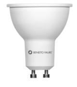 Ampoule LED GU10 8W Beneito et Faure System 825 lumens 60° 4000K