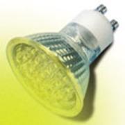 Lampe à led Jaune GU10 230v