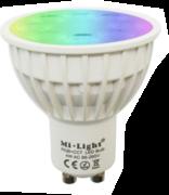 Ampoule LED GU10 MI LIGHT 4 zones 4W RGBW