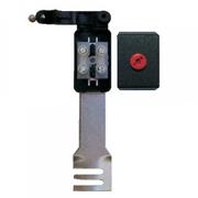 Distanciateur de sécurité pour douille GU10 ou GZ10 classe 2