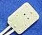 Douille GX5.3 GU5.3 rectangulaire