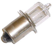 LAMPE HPR52 Philips Pour torche avec 2 piles 2.8V 2.4W