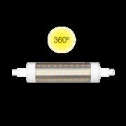 Lampe Led Beneito faure 118mm 9W 360° blanc chaud 3000K
