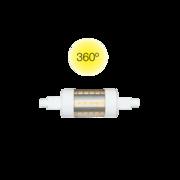 Ampoule R7S 78mm Beneito Faure 5W équivalent 60W blanc neutre 4000K