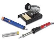 Kit de soudage électrique fer + soudure + porte fer + Pompe à déssouder