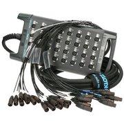 Multipaire audio Klotz 24-8 longueur 50m