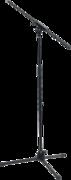 Pied de micro K&M 210/75 haut avec perchete télescopique