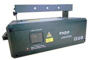 Laser Vert Ibiza 1000mW avec DMX & ILDA