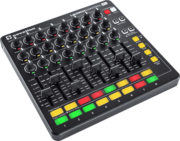 Controleur midi Novation Launch-Control-XL-B 16 pads 8 faders 24 rotatifs