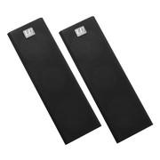 Lot de 2 grilles noires pour LD Systems DAVE 8XS noir