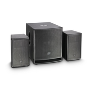 Système de sonorisation compact LD Systems DAVE 12G3 500W RMS - 2000W max