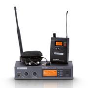 EAR monitor sans fil LD System MEI 1000 X G2 Stéréo, mono, dual