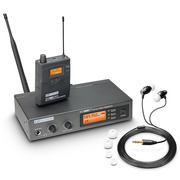 EAR monitor sans fil LD Systems MEI 1000 X G2 bande 5 Stéréo, mono, dual