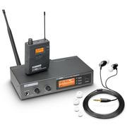 EAR monitor sans fil LD Systems MEI 1000 X G2 bande 6 Stéréo, mono, dual