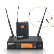 Micro UHF LD Systems Série WS 1000 - Système de Micro sans Fil avec serre tête couleur chair