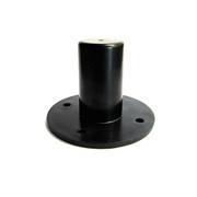 Insert pour pied 16mm noir pour FD Systems Dave 8xs