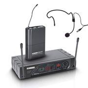 Micro sans Fil avec Micro serre tête LD Systems ECO 16 Bande 6