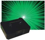 Laser vert 250mW FIRE 250 DMX