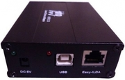 Interface ilda avec logiciel i-show 2.3 pour laser