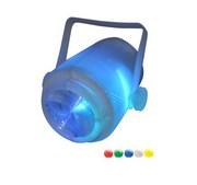 Effet Led Power Lighting LYSA CRYSTAL 5x3W RGBWY