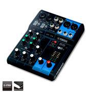 Table de mixage Yamaha MG06 6 voies