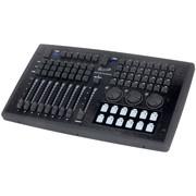Contrôleur Midi ELATION MIDICON fade boutons et roues de contrôle.