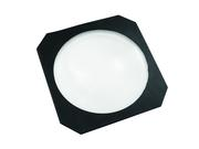 Lentille fresnel transforme LED COB ML-56 de 60° en 17°