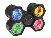 Modulateur 4 spot à LED micro intégré