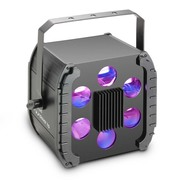 Effet Led - Cameo - MOONFLOWER HP - LED RGBW 32 W 4 en 1