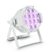 Multipar led Cameo RGBWA + UV 12 X 12W blanc
