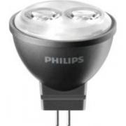 Lampe Philips MasterLed spot LV 4W 24° Gu4 12v 4000K équvalent 20W code 11925800