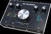 Carte son M-Audio 2 entrées 2 Sorties et Midi