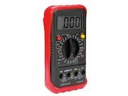 Multimètre Numérique LCD 3 digit 1/2 sonde température capacité fréquence