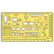Normographe Lumière n°2 Petites sources et accessoires