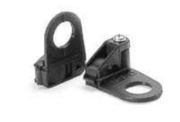 Montage serre câble noir pour M10x1 vendu à l'unité