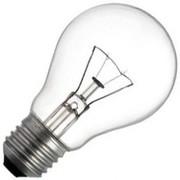 Lampe E27 24V 60W renforcée claire