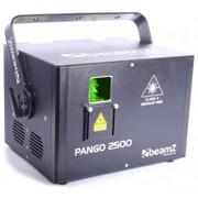 BeamZ Professional Pango 2500 Laser analogique RGB 40kpps