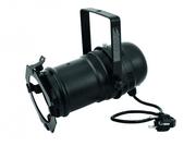 Projecteur PAR 30 noir long sans lampe
