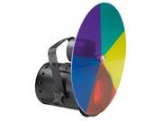 Projecteur Par 36 + disque de couleurs + moteur