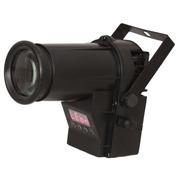 Projecteur LED PIN SPOT 10W RVB + blanc DMX Spécial boule à facette