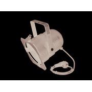 Projecteur PAR 38 Noir sans lampe