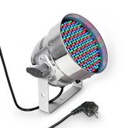 Projecteur PAR 56 LED RGB CAMEO couleur alu  économique