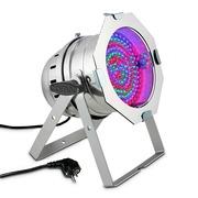 Projecteur PAR 64 silver 183 Leds 10mm RGB CAMEO
