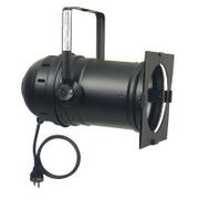 Projecteur PAR 64 Noir long complet sans lampe