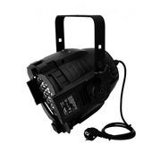 Projecteur PAR EUROLITE MLZ 56 TCL Noir LED 36 leds 3W 3 en 1 zoom 13° 40°