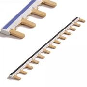 Peigne d'alimentation réversible 63 A 13 modules