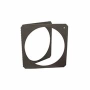 Porte Filtre Carton noir pour gélatine 180X180