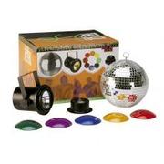 Pack Tango starway boule à facette + par36 + set de couleurs