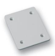 Plaque d'opturation PCE pour boîtier M-Box